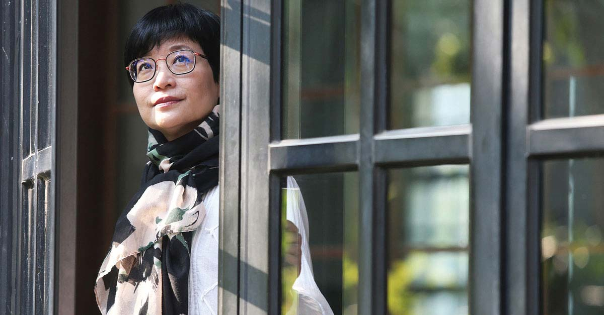 張曼娟:陪伴父母的老去,就是預習自己的老
